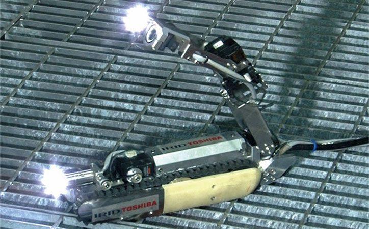 Fukushima Scorpion Robot